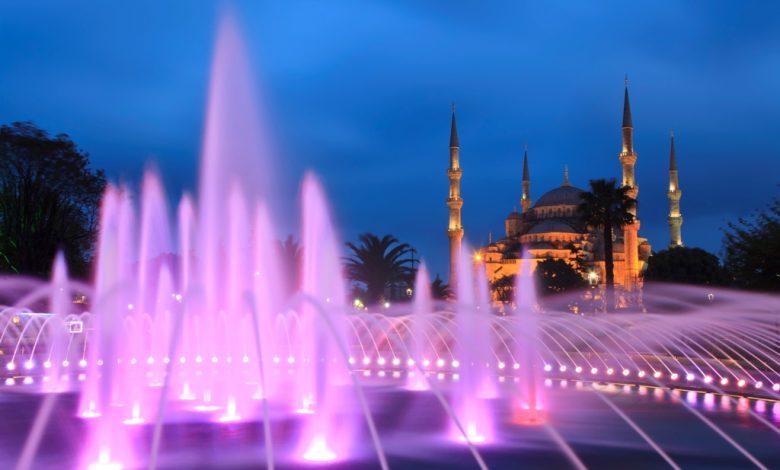 Синята джамия в Истанбул